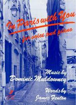Dominic Muldowney: In Paris with You