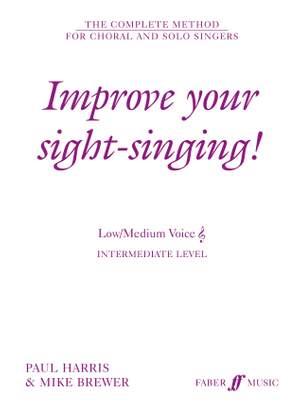Improve your sight-singing! Intermediate Level