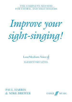 Improve your sight-singing! Elementary Level