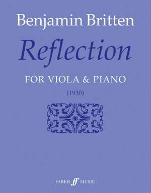 Benjamin Britten: Reflection