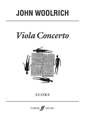 John Woolrich: Viola Concerto