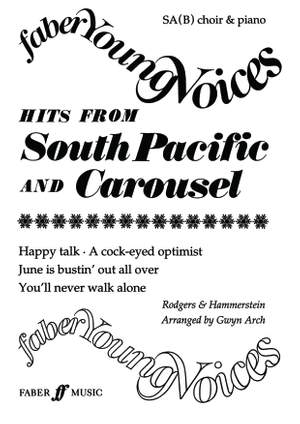 Hits from South Pacific/Carousel