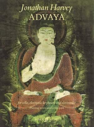 Jonathan Harvey: Advaya