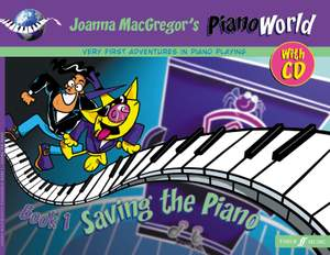 J. Mac.Gregor: Pianoworld 1 Saving The