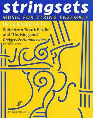 Richard Rodgers_Oscar Hammerstein II: South Pacific/King & I. Stringsets