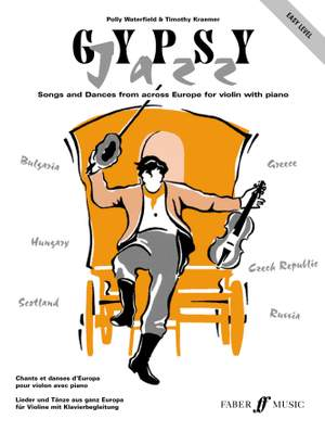 Polly Waterfield_T. Kraemer: Gypsy Jazz. Easy Level