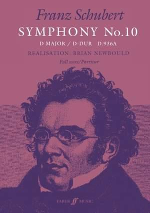 Franz Schubert: Symphony No.10 In D