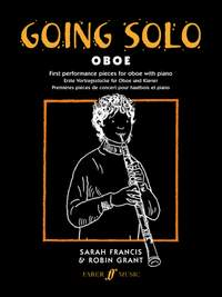 Sarah Francis_R. Grant: Going Solo