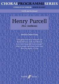 Henry Purcell: Five Anthems