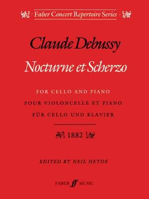 Debussy: Nocturne et Scherzo