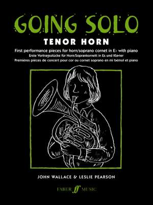 John Wallace_Leslie Pearson: Going Solo
