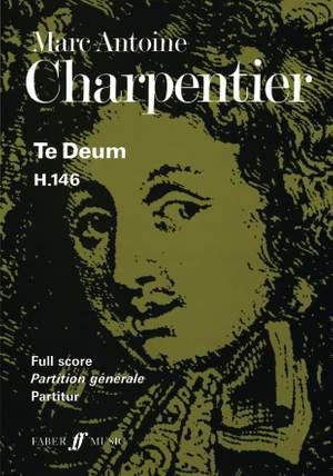 Charpentier, Marc-Antoine: Te Deum (full score)