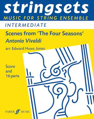 Vivaldi: Scenes from The Four Seasons. Stringsets