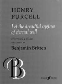 Purcell/Britten: Let The Dreadful Engines OF Eternal Will (Voice and Piano)