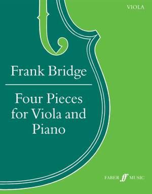Frank Bridge: Four Pieces