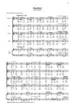 Antonín Dvořák: Four Choruses For Mixed Voices Product Image