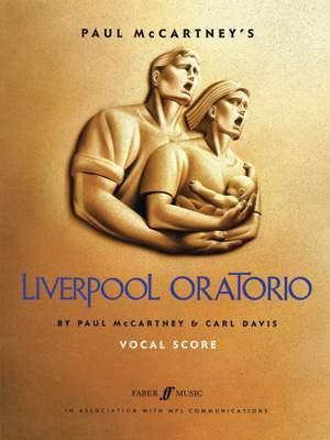 Paul McCartney_C. Davis: Paul McCartney's Liverpool Oratorio (vsc