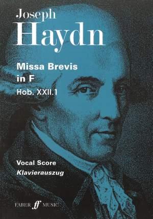 Franz Joseph Haydn: Missa Brevis In F