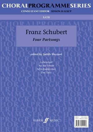Franz Schubert: Four Partsongs