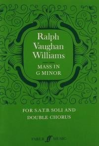 Ralph Vaughan Williams: Mass In G Minor