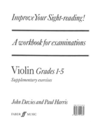 Sight Reading Supplement for Violin