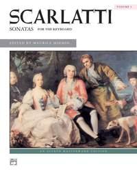 Domenico Scarlatti: Sonatas, Volume 1