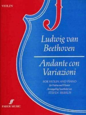 Ludwig van Beethoven: Andante Con Variazioni
