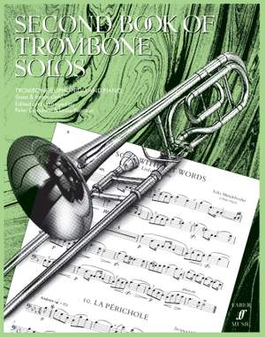 P. Goodwin_Leslie Pearson: Second Book of Trombone Solos