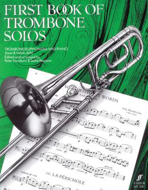 P. Goodwin_Leslie Pearson: First Book of Trombone Solos