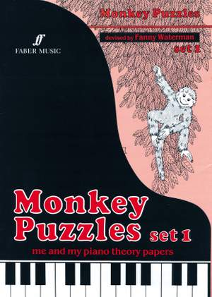 Fanny Waterman: Monkey Puzzles. Set 1 Product Image