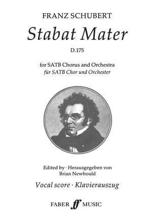 Franz Schubert: Stabat Mater D.175