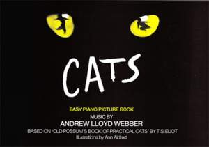 Lloyd Webber, Andrew: Cats (easy piano picture book)