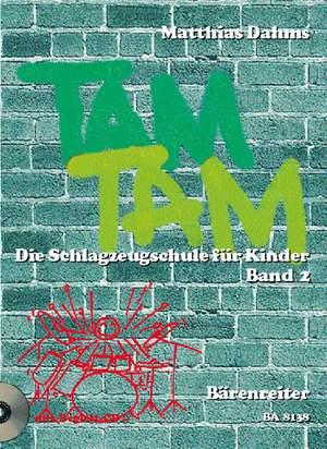 Dahms, M: Percussion Tutor for Children, Vol.2 (G)
