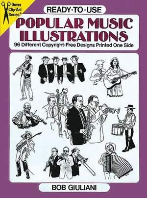 Music Illustrations Popular Music