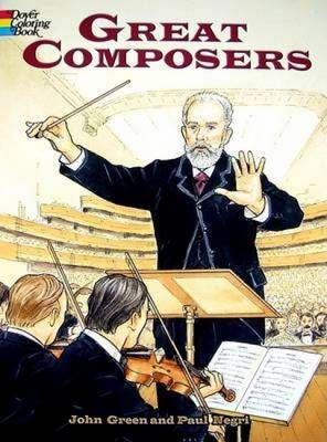 Great Composer Colouring Book (30)