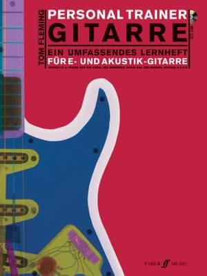 Fleming, Tom: Personal Trainer Gitarre (guitar/CD)