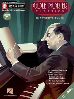 Porter, Cole: Cole Porter Classics (book/CD)