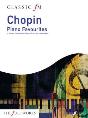 Chopin, Frederick: Classic FM: Chopin Piano Favourites
