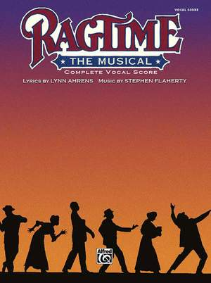 Stephen Flaherty: Ragtime the Musical: Vocal Score (Complete)
