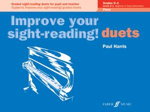 Paul Harris: Improve your sight-reading! Duets 0-1