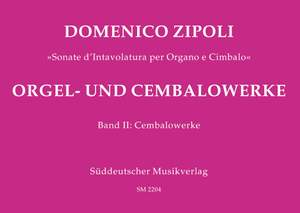 Zipoli, D: Organ & Keyboard Works, Vol.2 (Keyboard Works)