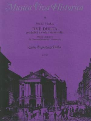 Fiala, J: Duets (2)