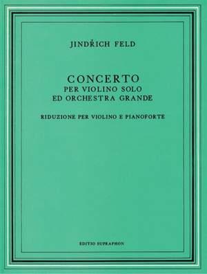 Field, John: Concerto For Violin & Ochestra Vn & Pno