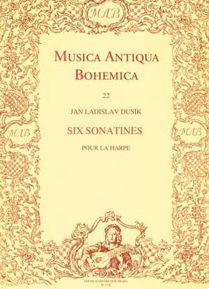 Dusik, J: Sonatinas (6)