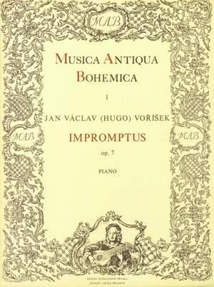 Vorísek, Jan Václav Hugo: Impromptus op. 7