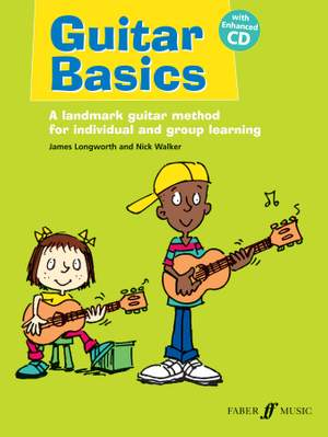 James Longworth: Guitar Basics (Easy TAB)