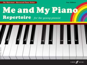 Fanny Waterman_M. Harewood: Me and My Piano. Repertoire Product Image