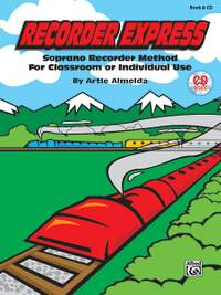 Recorder Express - Book and CD Edition