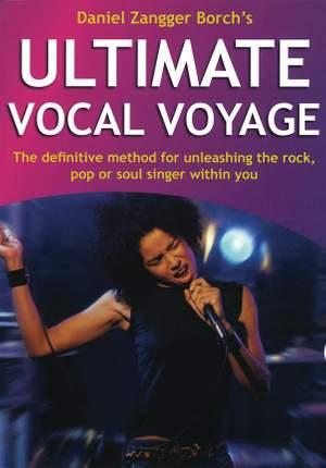 Borch, Daniel Zangger: Ultimate Vocal Voyage (book/CD) Product Image