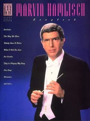 Hamlisch, Marvin: Marvin Hamlisch Songbook (PVG)